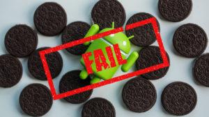 Android 8.0 Oreo acaba de salir y ya se ha detectado un grave error