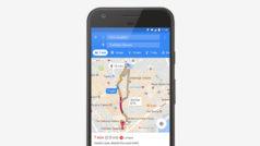 Google Maps ahora te permite encontrar aparcamiento rápidamente