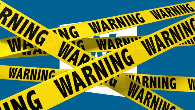 warning-word