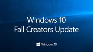 Windows 10 Fall Creators Update: fecha y novedades de la próxima actualización
