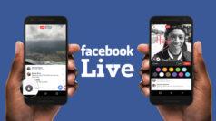 Facebook empieza a probar su potente herramienta para vídeos en directo