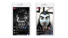 Facebook celebra Halloween con estas sorpresas terroríficas