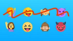 Facebook dice adiós a todos estos emojis