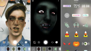 ¡Feliz Halloween!: Instagram estrena superzoom y filtros terroríficos