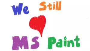 ¡Paint no ha muerto! Pronto resucitará como si nada hubiese pasado