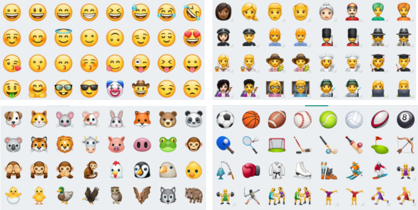 C mo usar emojis en pc de forma f cil for Emoticones para instagram