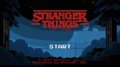 Descarga el juego de Stranger Things 100% gratis