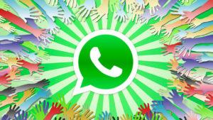 No compartas esta imagen solidaria en WhatsApp: no estás ayudando a nadie