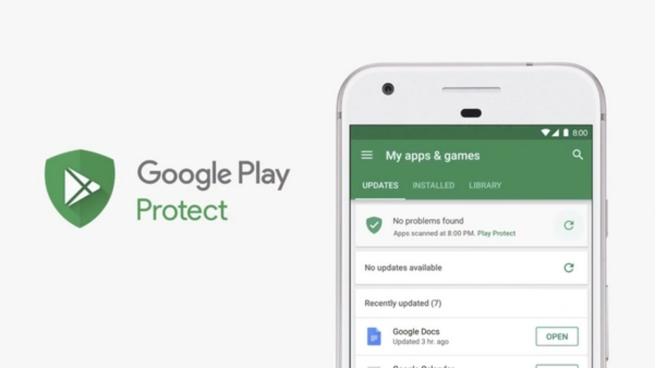 Google elimina apps de tu móvil sin pedirte permiso