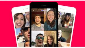 Bonfire: los videochats en grupo de Facebook llegan a Android