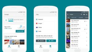 Google lanza app para liberar espacio en Android: así es Files Go