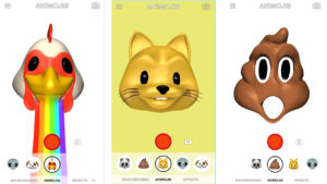 Los animoji de iPhone X llegan a Android con la app gratuita Superemoji