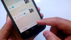 WhatsApp: primera imagen de la nueva grabadora de voz