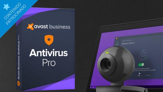 La función Escudo de Webcam llega a Avast Business Antivirus