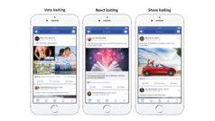 Facebook penalizará a las páginas que te pidan likes, shares o que etiquetes