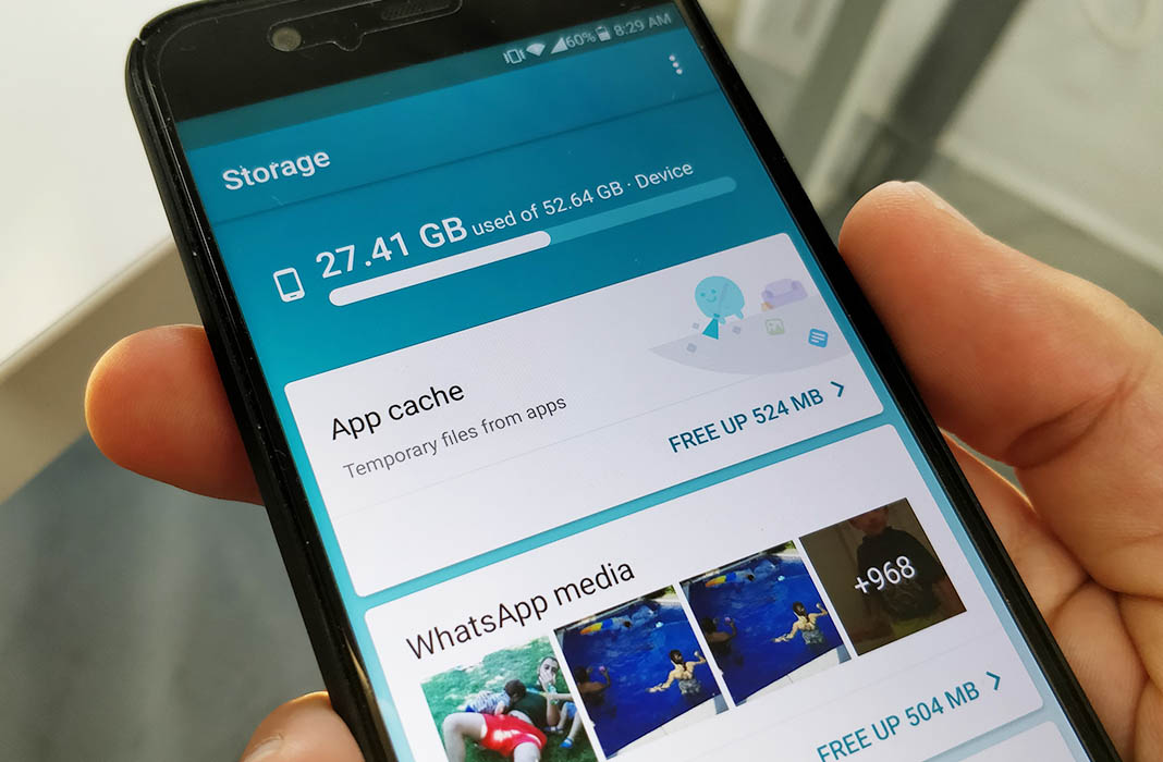 Google soluciona uno de los grandes problemas de Android con su app Files Go!