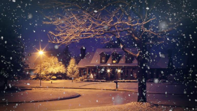 Cómo añadir nieve a tus fotos con Photoshop