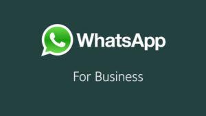 La nueva app Whatsapp Business ya disponible oficialmente para Android