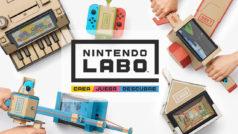 Nintendo Labo o cómo Nintendo quiere volver a reinventar los videojuegos