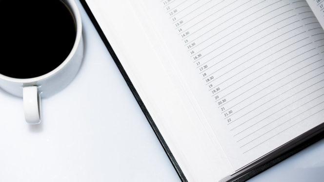 Las 4 mejores apps de agenda para organizarte el año