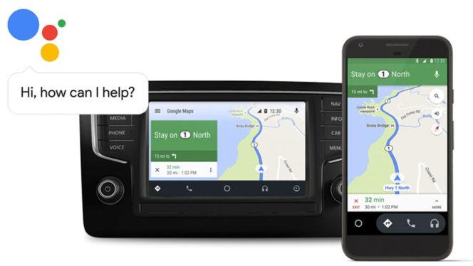 Google Assistant llega a nuestros coches a través Android Auto