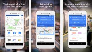 Ya puedes descargar Google Maps Go, la app ligera de Maps
