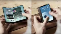 Vídeo: El smartphone plegable de Xiaomi, en movimiento