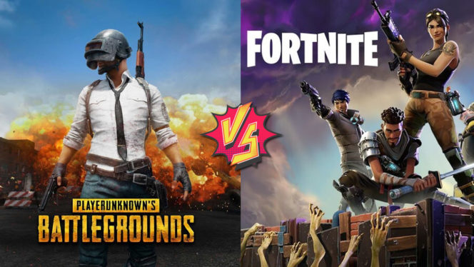 PUBG-VS-FORTNITE