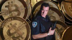 Steven Seagal tiene su propia moneda virtual. Claro que sí