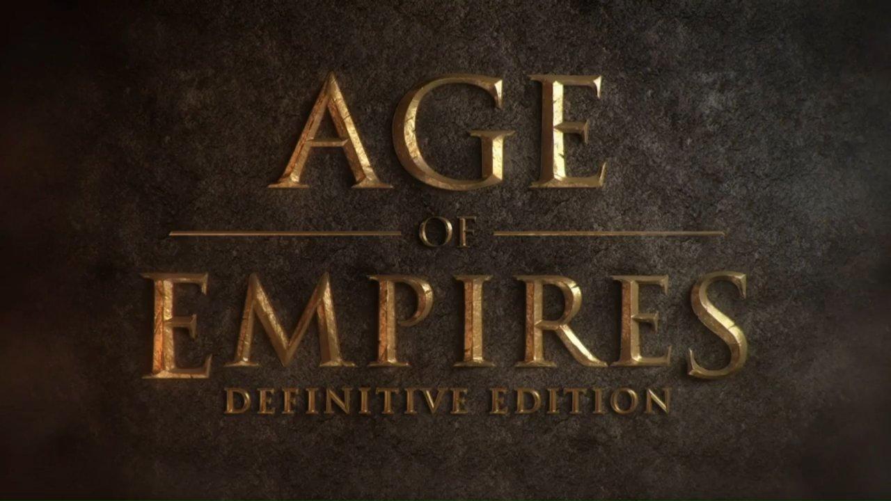 Age of Empires: Definitive Edition ya está disponible para descargar