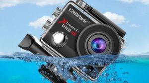 Las 6 mejores cámaras deportivas baratas