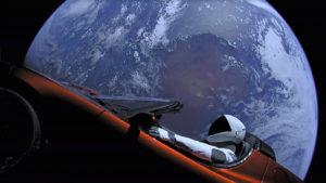 Falcon Heavy de SpaceX: Elon Musk pone un coche Tesla en órbita