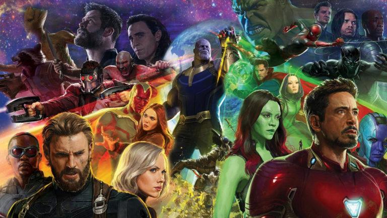 Los mejores wallpapers del universo Marvel