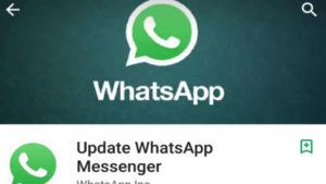 Una versión falsa de WhatsApp engañó a millones de personas