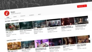Youtube planea obligarte a pagar por escuchar sus vídeos musicales