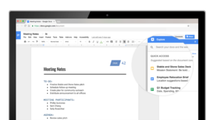 Google Cloud incorpora la inteligencia artificial en G Suite para mejorar el trabajo en equipo