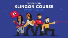 Aprende Klingon con Duolingo