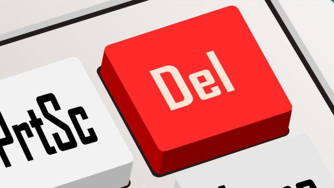 5 formas de borrarte de Internet