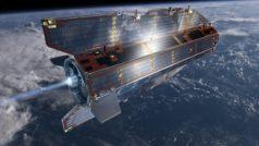 Un motor que se propulsa gracias al aire: ¿el futuro de sondas y satélites?