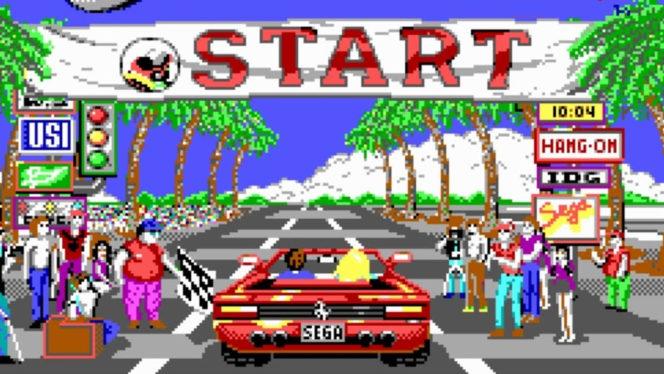 start-outrun