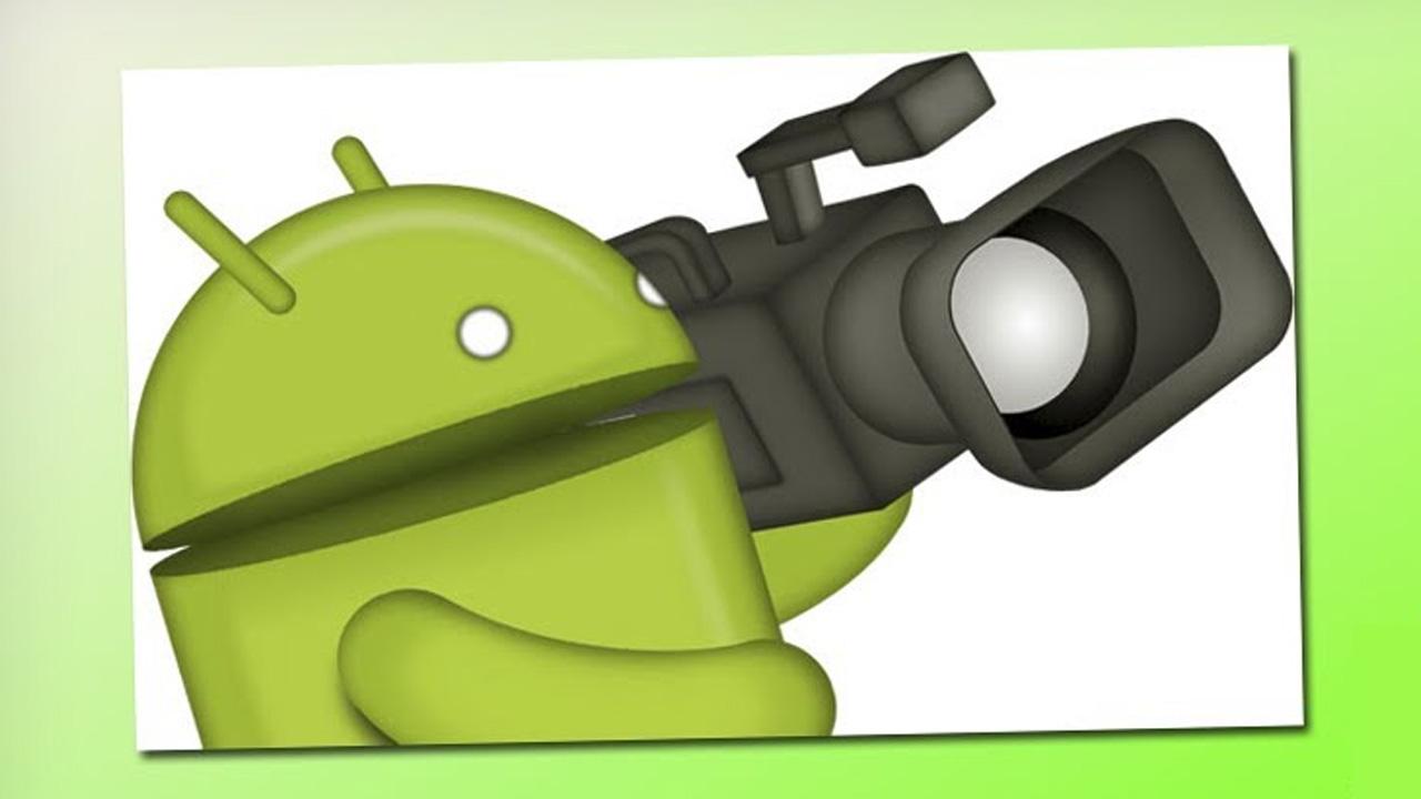 Cómo capturar vídeo en Android
