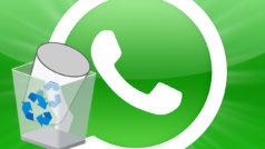 Cómo recuperar una foto o vídeo borrado de WhatsApp