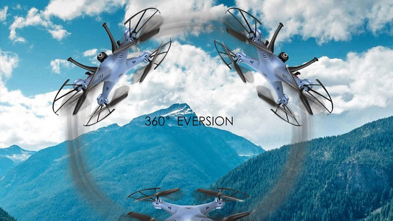 Los mejores drones low-cost