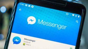 Facebook te permitirá pronto borrar tus mensajes de Messenger