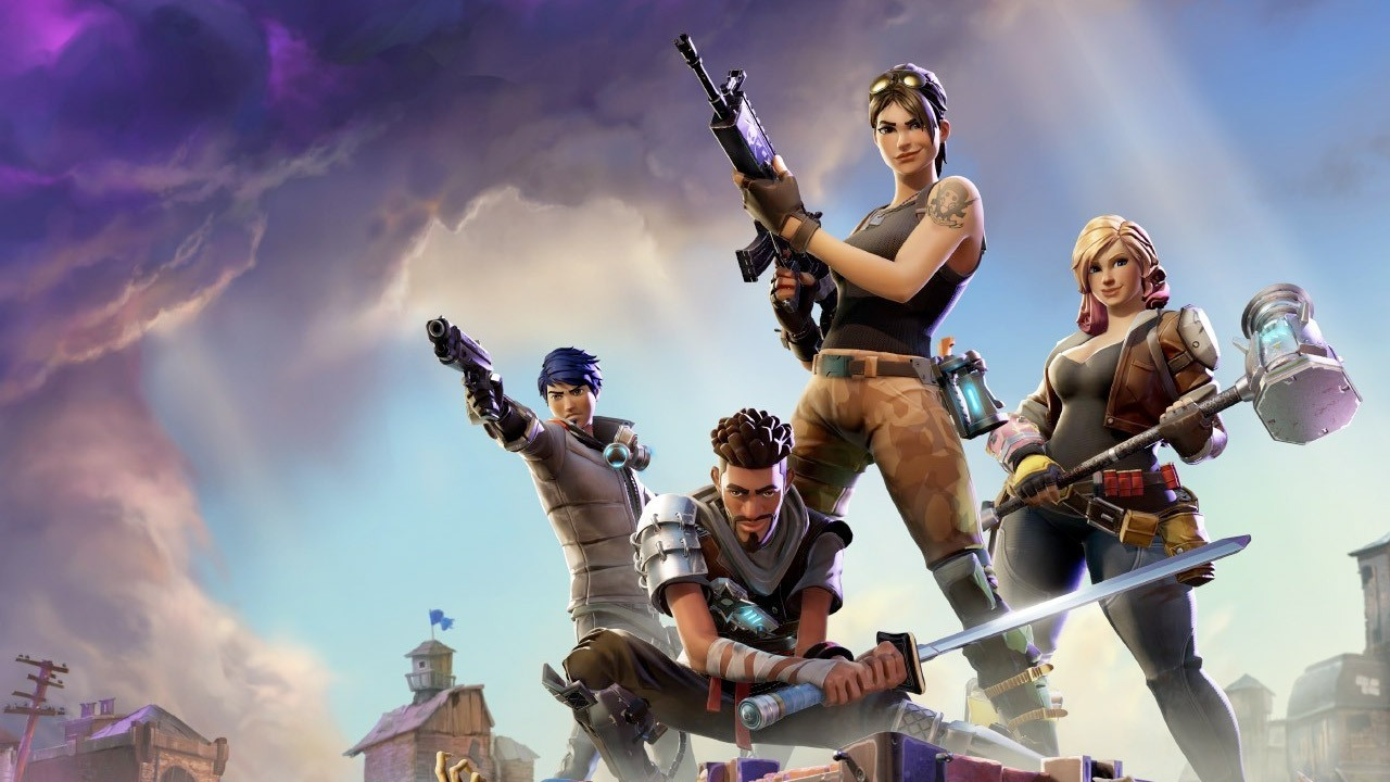 Fornite Battle Royale Como Jugar Con Tus Amigos De Ps4 Xbox One
