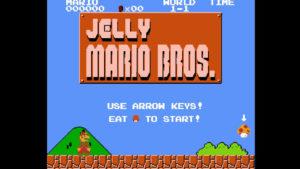 Jelly Mario es un juego gratuito de Mario Bros. que te divertirá y desquiciará