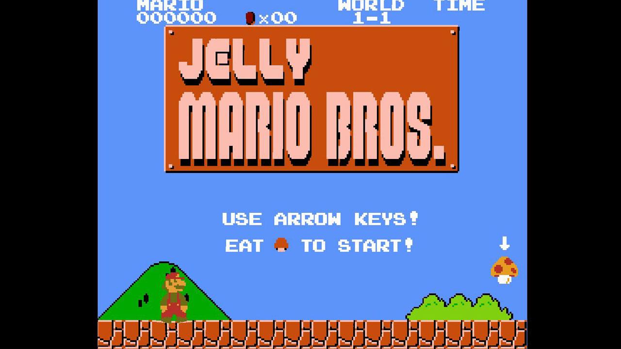 Jelly Mario Es Un Juego Gratuito De Mario Bros Que Te Divertira Y