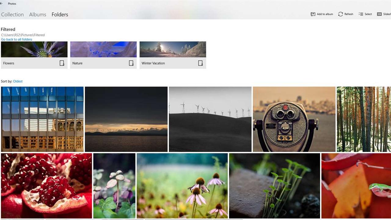 Cómo arreglar la aplicación de Fotos de Windows 10