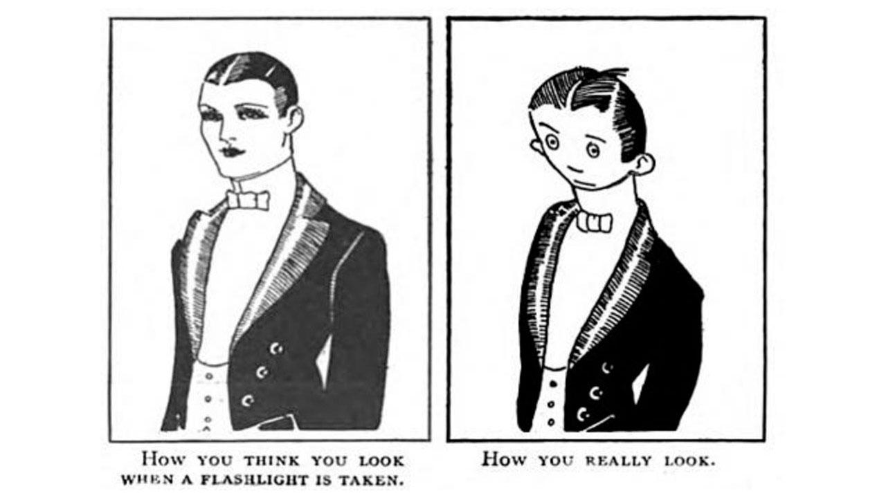 Se descubre el primer meme de todos en una revista de 1921