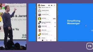 Facebook Messenger cambiará totalmente su diseño: primeros detalles